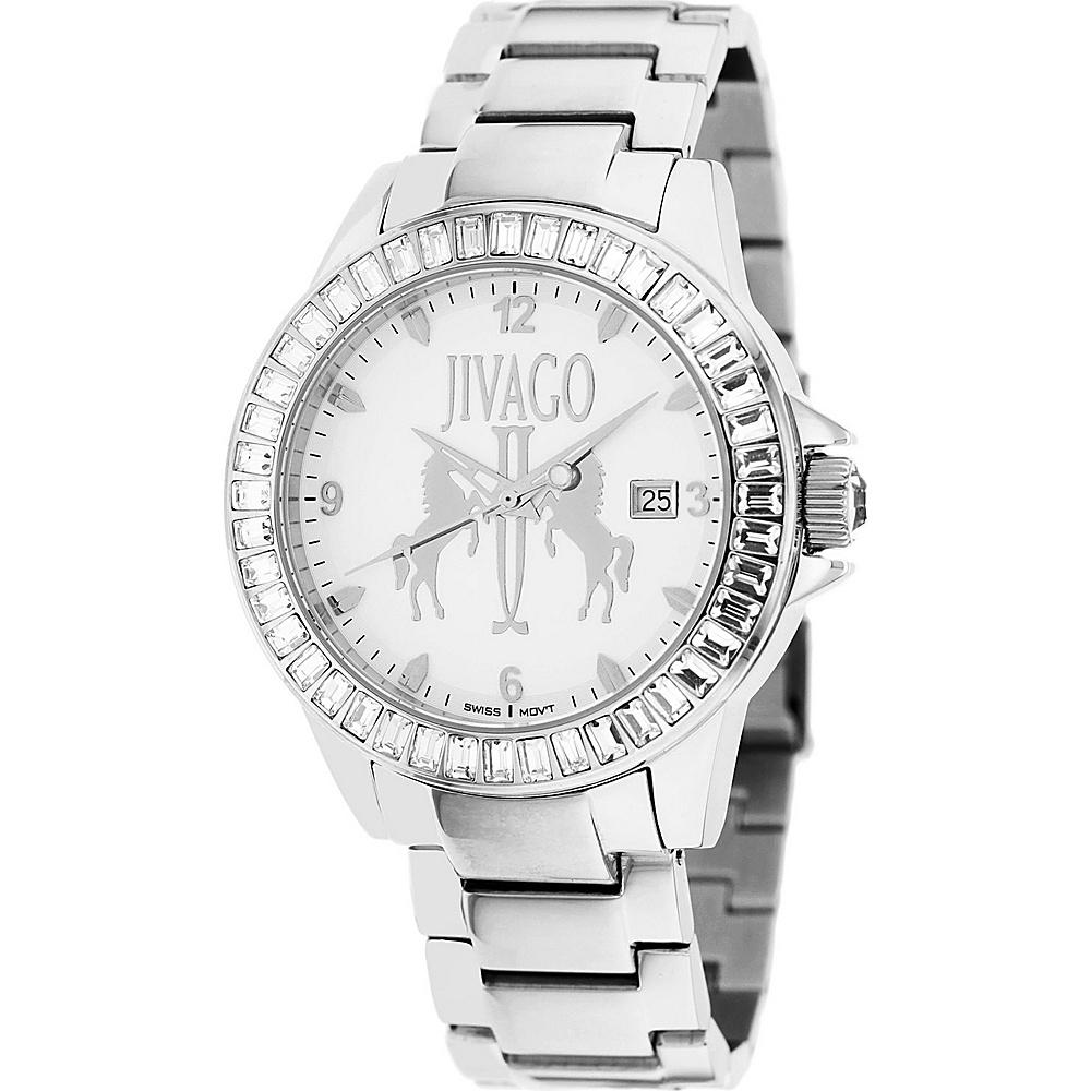 Jivago Watches Women s Folie Watch White Jivago Watches Watches