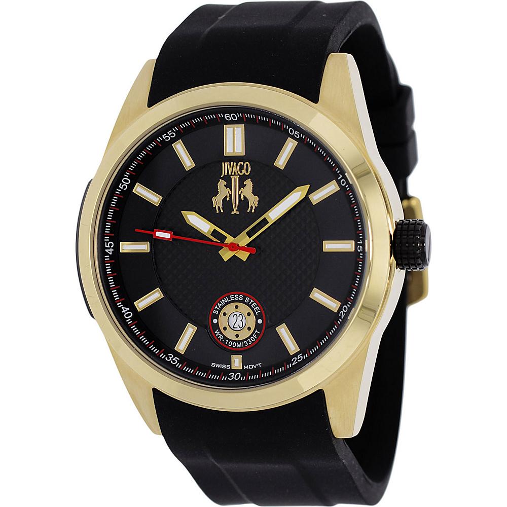 Jivago Watches Men s Rush Watch Black Jivago Watches Watches