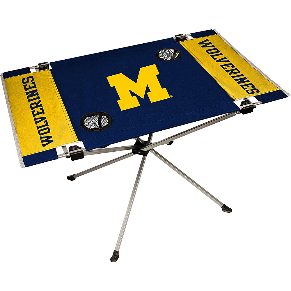 Rawlings Sports NCAA Enzone Table Michigan Rawlings Sports Outdoor Accessories