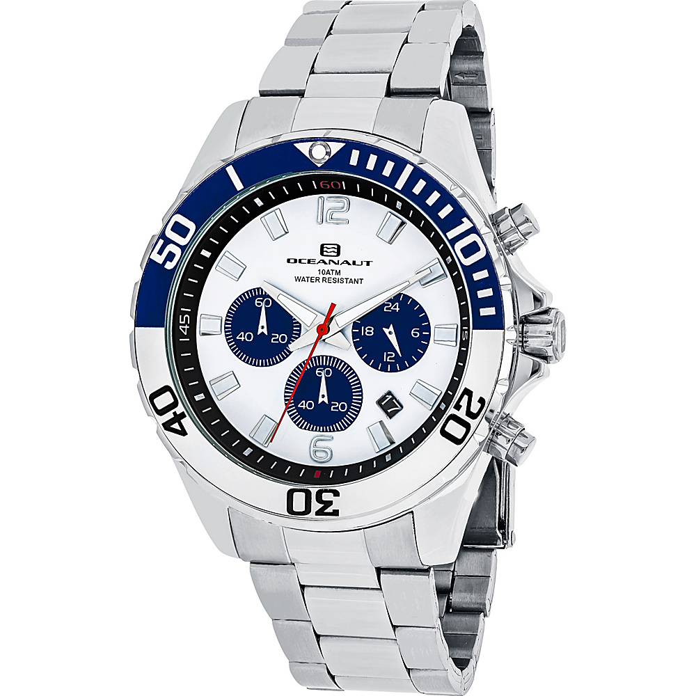 Oceanaut Watches Men s Sevilla Watch White Oceanaut Watches Watches