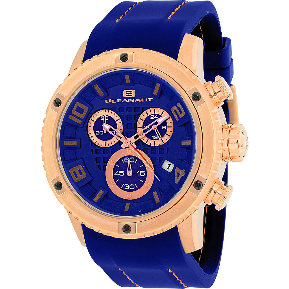 Oceanaut Watches Men s Impulse Sport Watch Blue Oceanaut Watches Watches