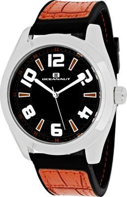 Oceanaut Watches Men's Vault Watch Black - Oceanaut Watches Watches