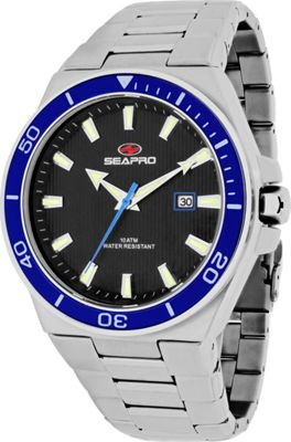 Seapro Watches Men's Storm Watch Black - Seapro Watches Watches