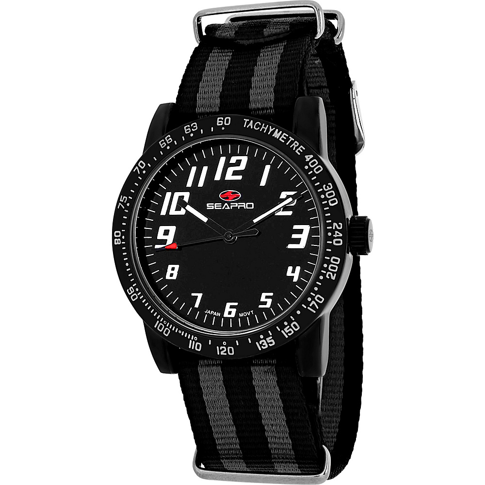 Seapro Watches Women s Bold Watch Black Seapro Watches Watches