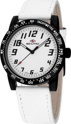 Seapro Watches Women's Bold Watch White - Seapro Watches Watches