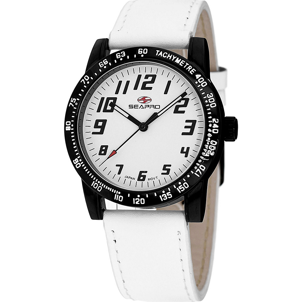 Seapro Watches Women s Bold Watch White Seapro Watches Watches