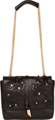 Foley + Corinna Dahlia Crossbody Black - Foley + Corinna Leather Handbags