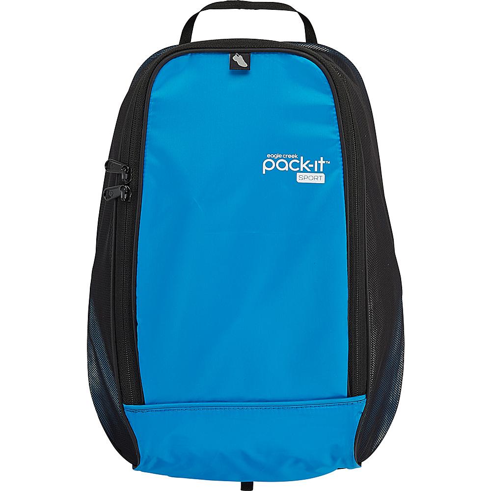 Eagle Creek Pack-It Sport Shoe Locker Large Blue/Black - Eagle Creek Sports Accessories - Sports, Sports Accessories