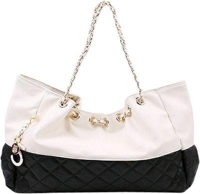 Something Strong Oversized Shoulder Bag Black - Something Strong Fabric Handbags