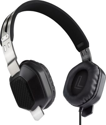 HyperGear Katana Headphones with Mic 3.5mm Black - HyperGear Headphones & Speakers