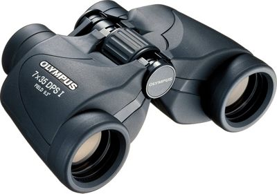 Olympus Trooper 7x35 DPS I Binoculars Black - Olympus Portable Entertainment