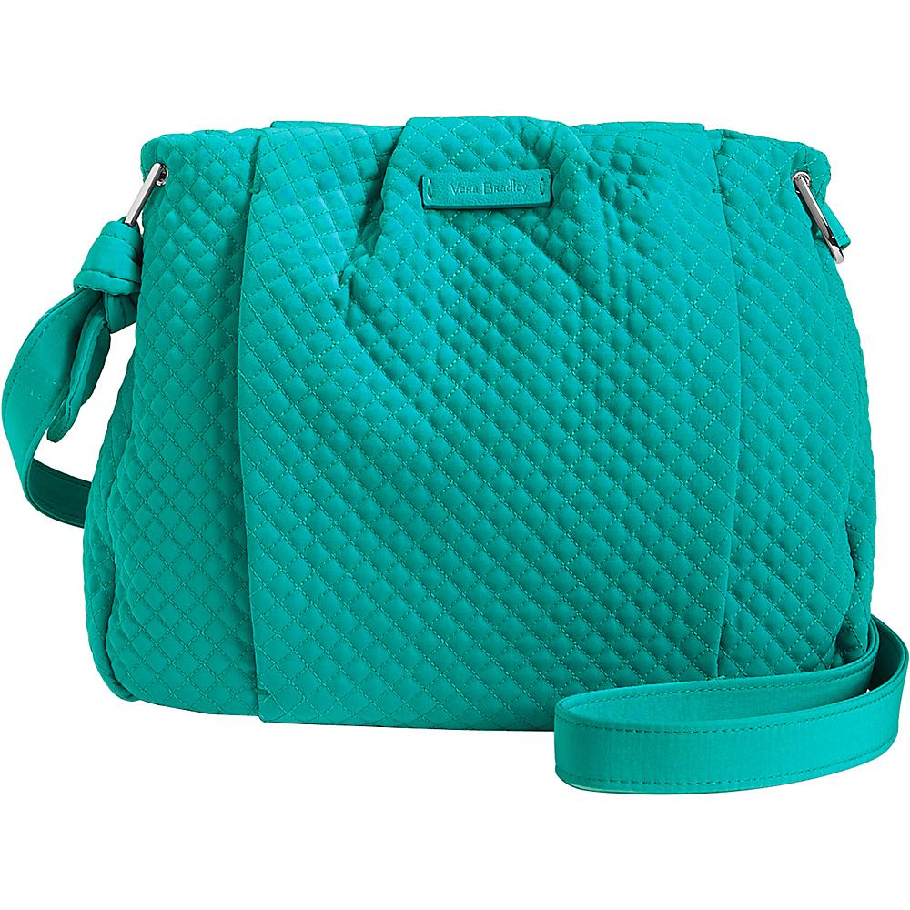 Vera Bradley Hadley Crossbody - Solids Turquoise Sea - Vera Bradley Fabric Handbags - Handbags, Fabric Handbags