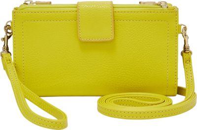 Relic Dylan Checkbook Lemon Zest - Relic Designer Handbags