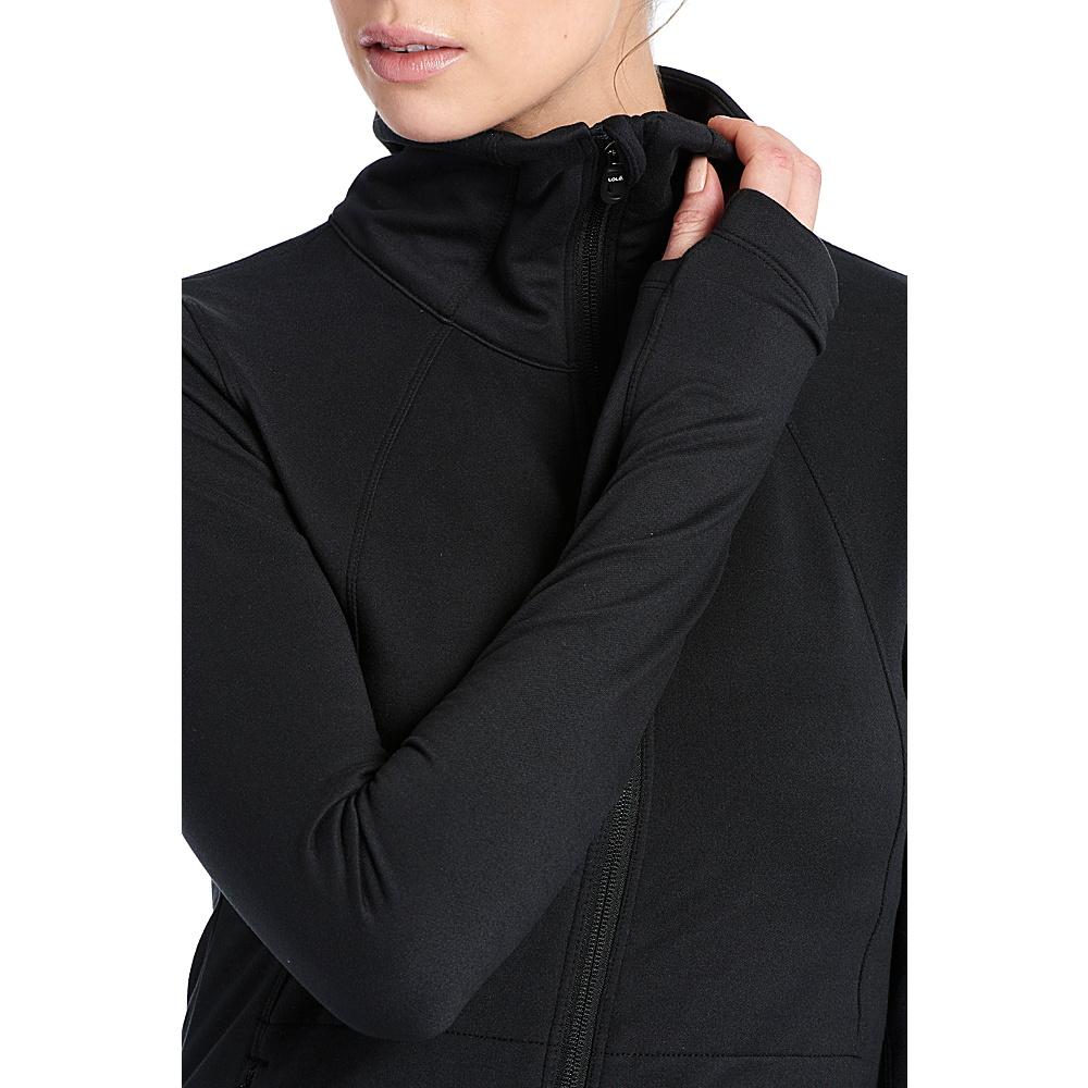 Lole Essential Cardigan XS - Black - Lole Womens Apparel - Apparel & Footwear, Women's Apparel