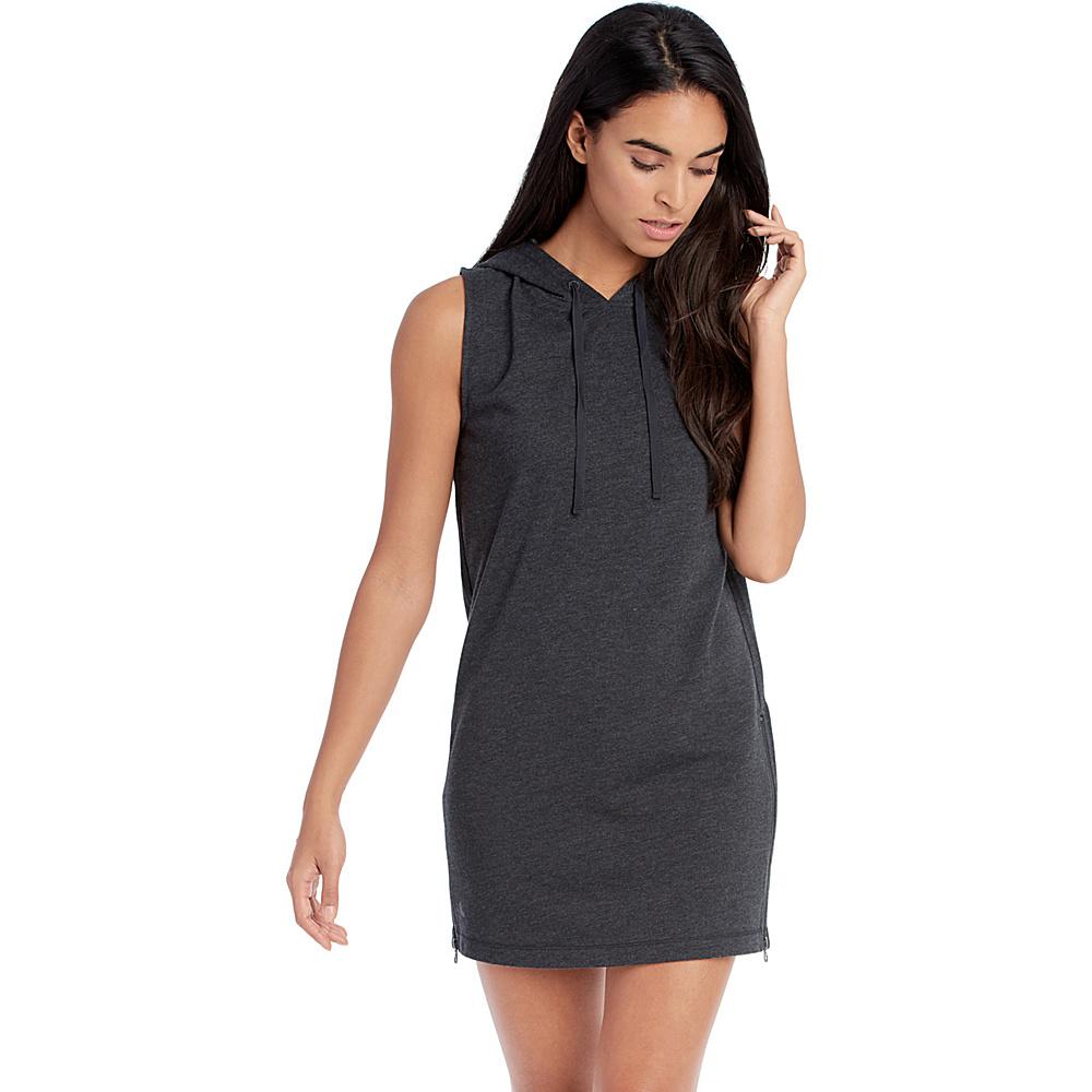 Lole Daisy Dress S - Black Heather - Lole Womens Apparel - Apparel & Footwear, Women's Apparel