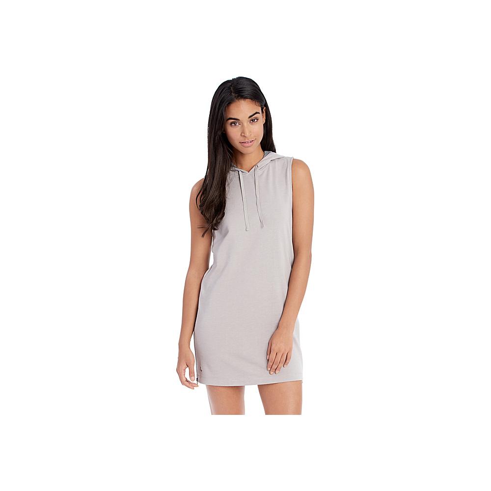 Lole Daisy Dress M - Warm Grey Heather - Lole Womens Apparel - Apparel & Footwear, Women's Apparel