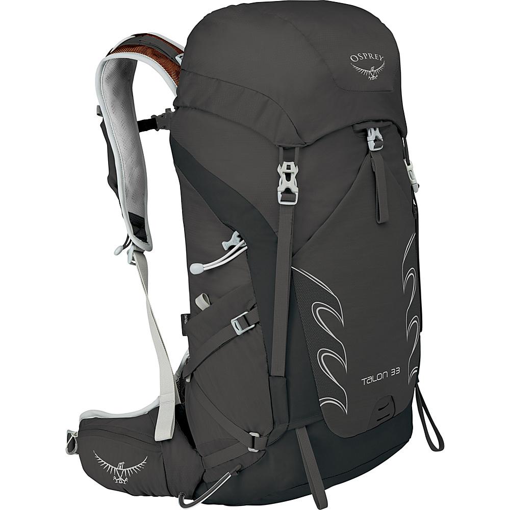 Osprey Talon 33 Hiking Pack Black - S/M - Osprey Backpacking Packs - Outdoor, Backpacking Packs