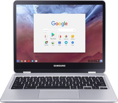Samsung - Ingram Chromebook Plus Platinum Silver - Samsung - Ingram Tablets