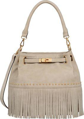 Mellow World Lorraine Shoulder Bag Rose Dust - Mellow World Manmade Handbags