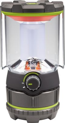 Core Equipment 750L LED Camping Lantern Grey - Core Equipment Outdoor Accessories