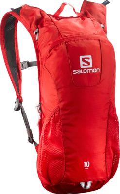 Salomon Trail 10 Bright Red - Salomon Hydration Packs