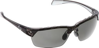 Native Eyewear Eastrim Sunglasses Smoke/White with Polarized Gray - Native Eyewear Eyewear