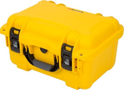 NANUK 918 Water Tight Protective Case w/Foam Insert Yellow - NANUK Camera Cases