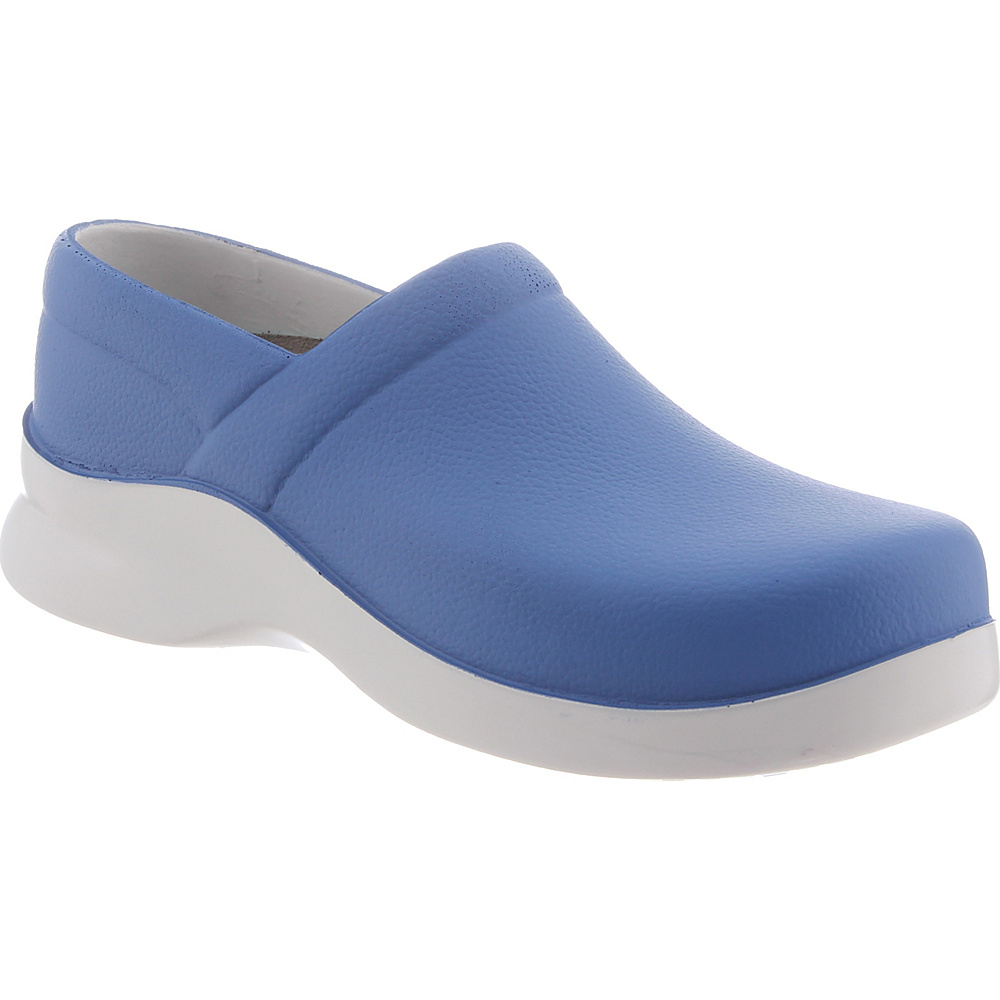 KLOGS Footwear Womens Boca 10 - W (Wide) - New Royal - KLOGS Footwear Womens Footwear - Apparel & Footwear, Women's Footwear