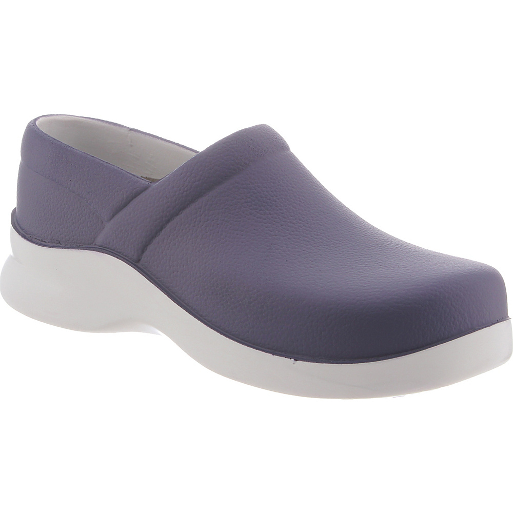 KLOGS Footwear Womens Boca 9 - W (Wide) - Purple Rain - KLOGS Footwear Womens Footwear - Apparel & Footwear, Women's Footwear