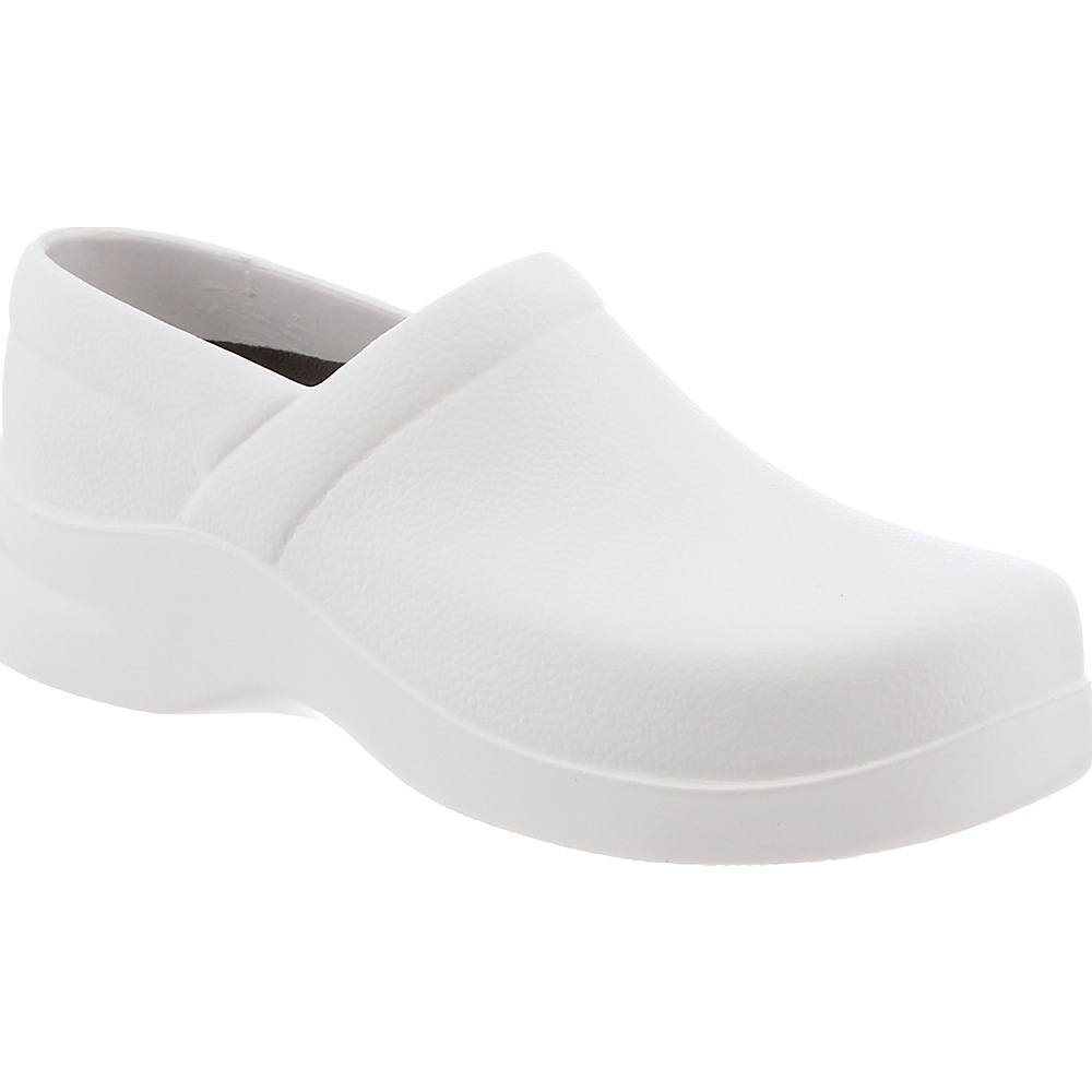 KLOGS Footwear Womens Boca 13 - W (Wide) - White - KLOGS Footwear Womens Footwear - Apparel & Footwear, Women's Footwear