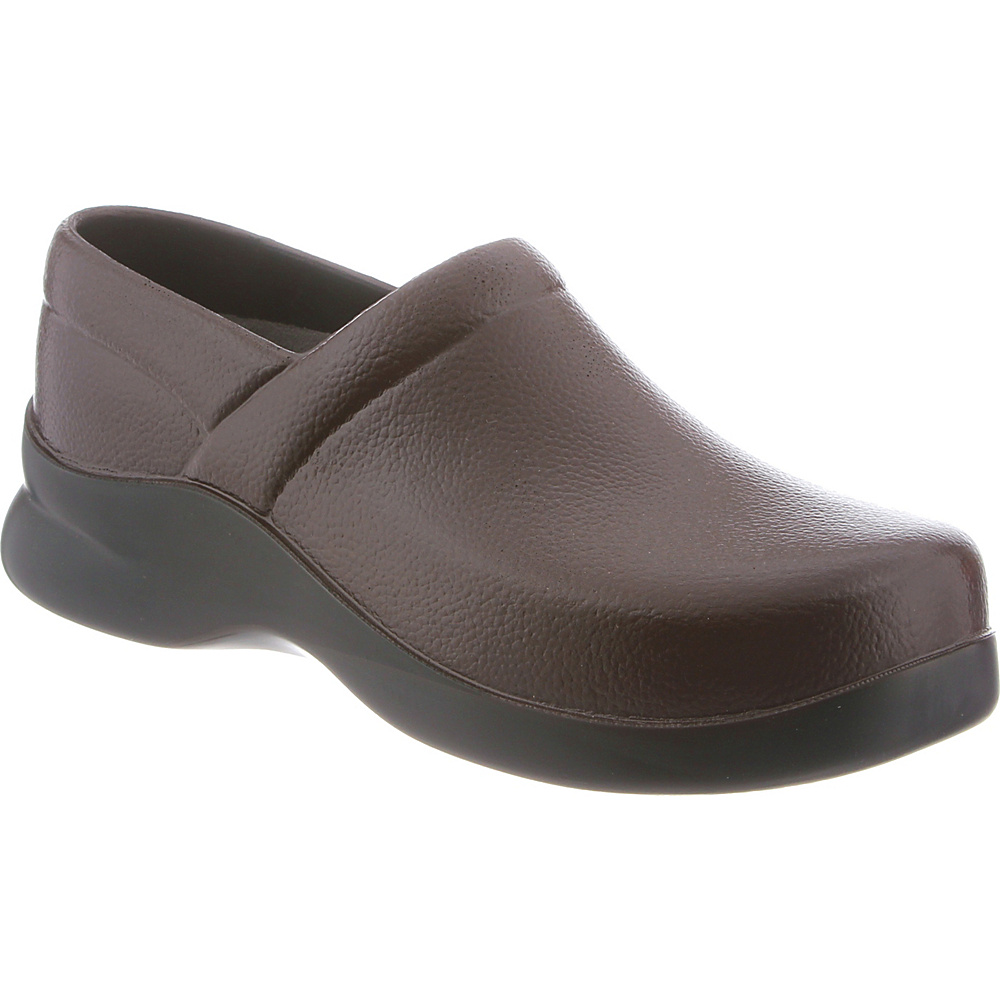 KLOGS Footwear Womens Boca 10 - W (Wide) - Mahogany - KLOGS Footwear Womens Footwear - Apparel & Footwear, Women's Footwear