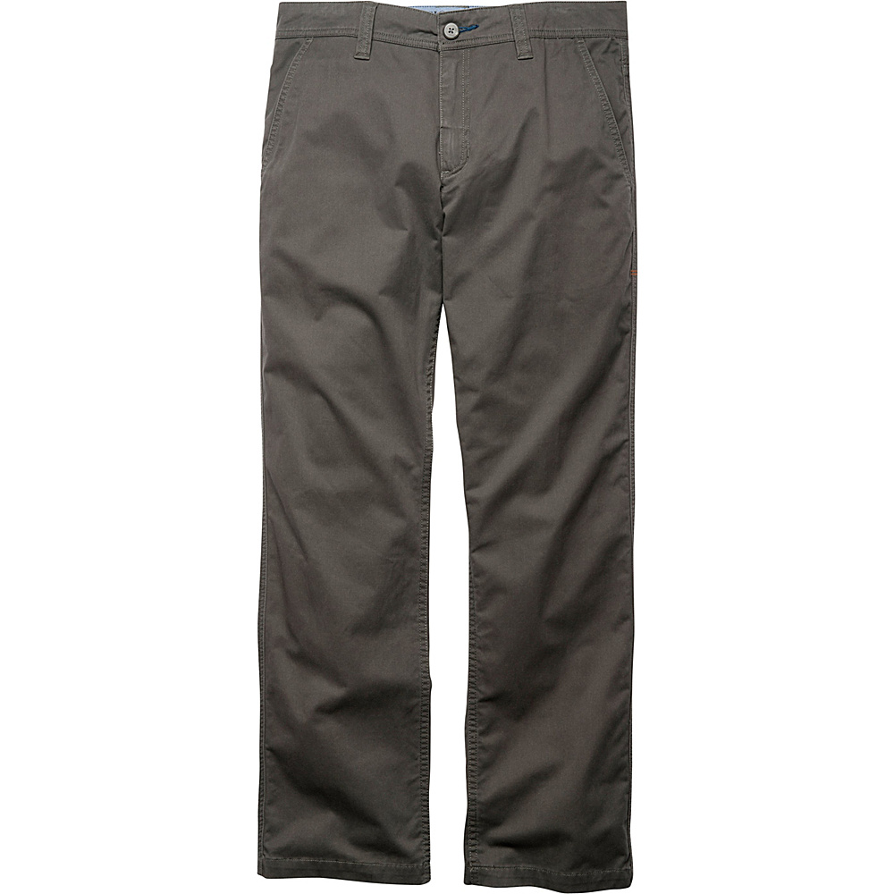 Toad & Co Mission Ridge Pant 38 - 30in - Dark Graphite - Toad & Co Mens Apparel - Apparel & Footwear, Men's Apparel