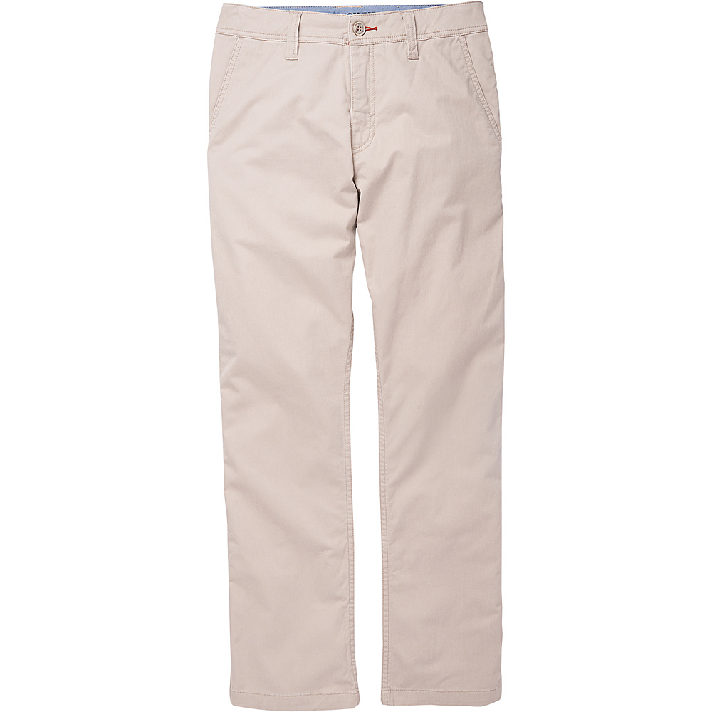 Toad & Co Mission Ridge Pant 30 - 30in - Twine - Toad & Co Mens Apparel - Apparel & Footwear, Men's Apparel