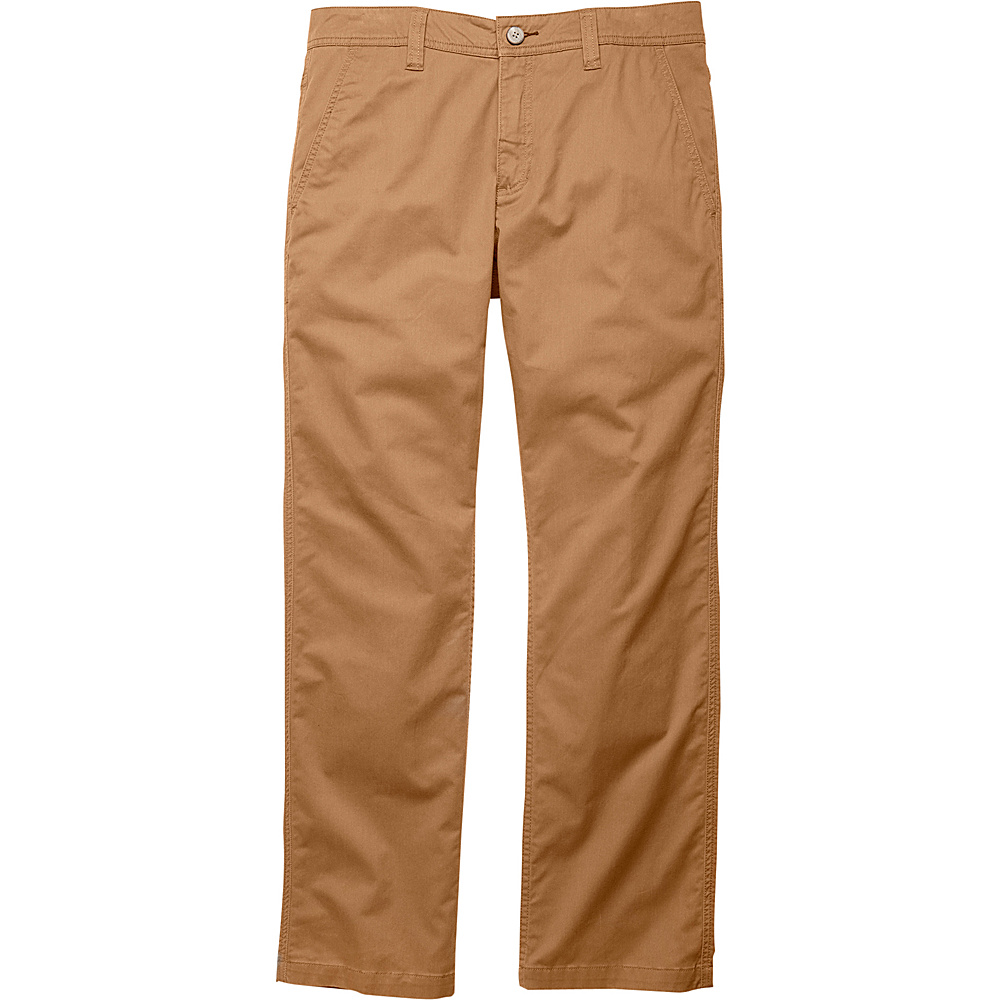 Toad & Co Mission Ridge Pant 30 - 30in - Wheat - Toad & Co Mens Apparel - Apparel & Footwear, Men's Apparel