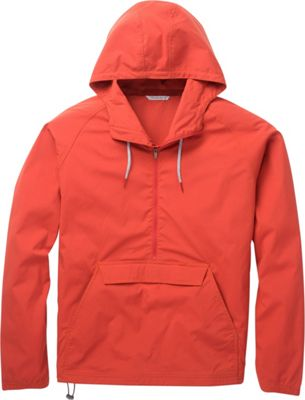 Toad & Co Trekker Anorak M - Red Clay - Toad & Co Men's Apparel