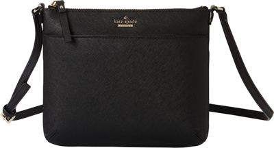 kate spade new york Cameron Street Tenley Crossbody Black - kate spade new york Designer Handbags