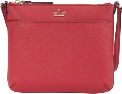 kate spade new york Cameron Street Tenley Crossbody Rosso - kate spade new york Designer Handbags