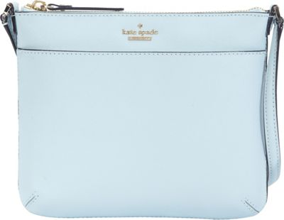 kate spade new york Cameron Street Tenley Crossbody Shimmer Blue - kate spade new york Designer Handbags