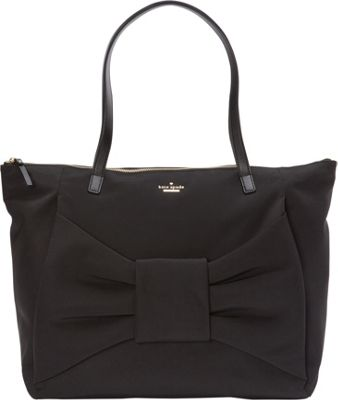 kate spade new york Haring Lane Kenna Yoga Tote Black - kate spade new york Designer Handbags