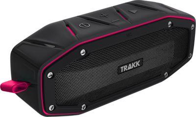 TRAKK Trakkbullet Ultra Compact Waterproof Lightweight Bluetooth Speaker Red - TRAKK Headphones & Speakers