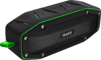 TRAKK Trakkbullet Ultra Compact Waterproof Lightweight Bluetooth Speaker Green - TRAKK Headphones & Speakers