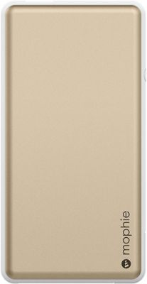 Mophie Powerstation Plus 6,000mAh Gold - Mophie Portable Batteries & Chargers