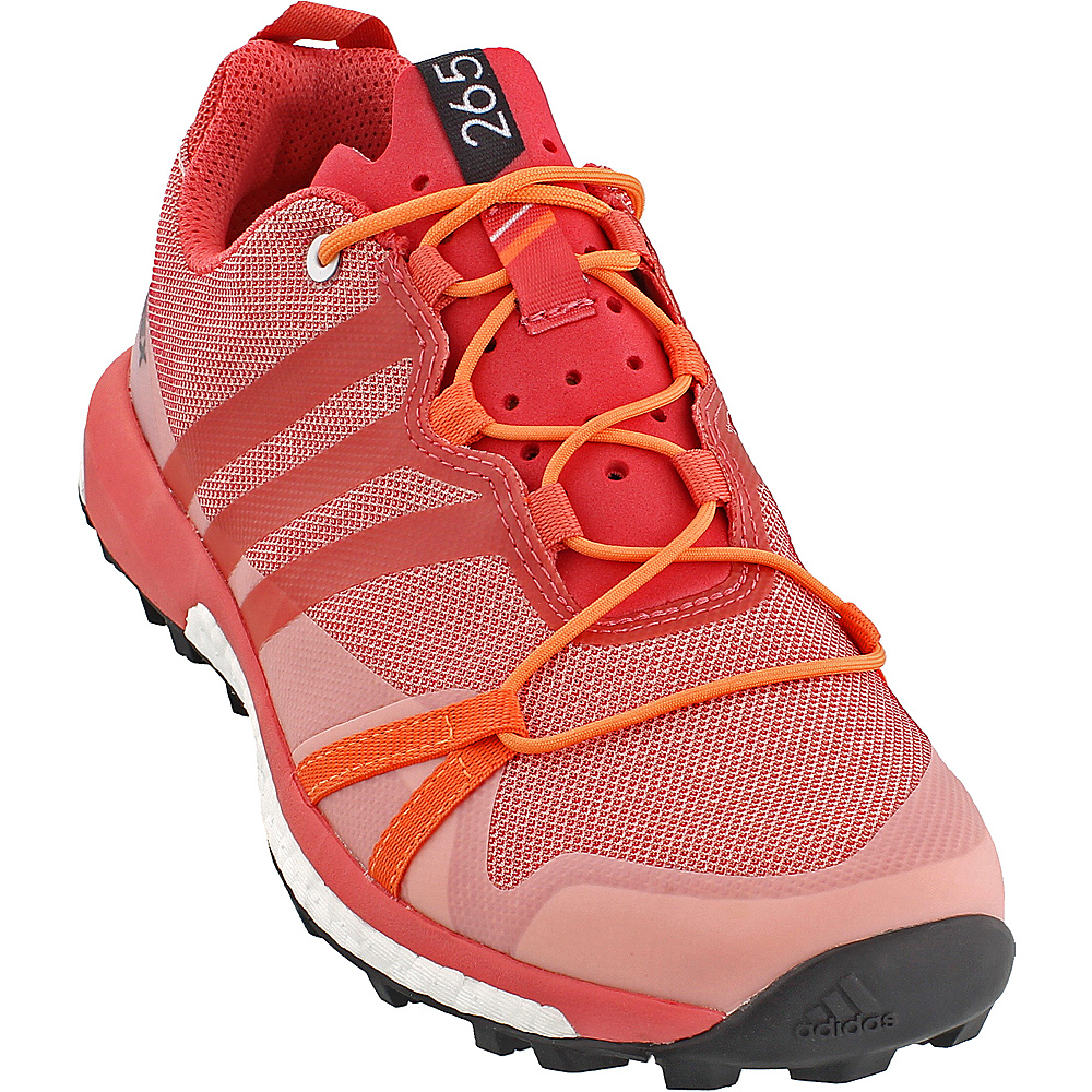 adidas outdoor Womens Terrex Agravic Shoe 5.5 - Tactile Pink/Tactile Pink/Easy Orange - adidas outdoor Womens Footwear - Apparel & Footwear, Women's Footwear