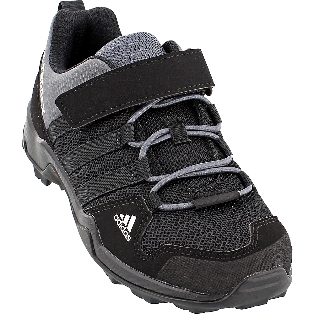 adidas outdoor Kids Terrex AX2R CF Shoe 3.5 (US Kids) - Black/Black/Onix - adidas outdoor Mens Footwear - Apparel & Footwear, Men's Footwear