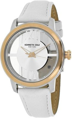 Kenneth Cole Watches Women's Transparency Watch Silver - Kenneth Cole Watches Watches