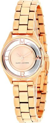 Marc Jacobs Watches Women's Tether Watch Rose Gold - Marc Jacobs Watches Watches