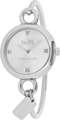 Coach Watches Women's Hangtang Watch Silver - Coach Watches Watches