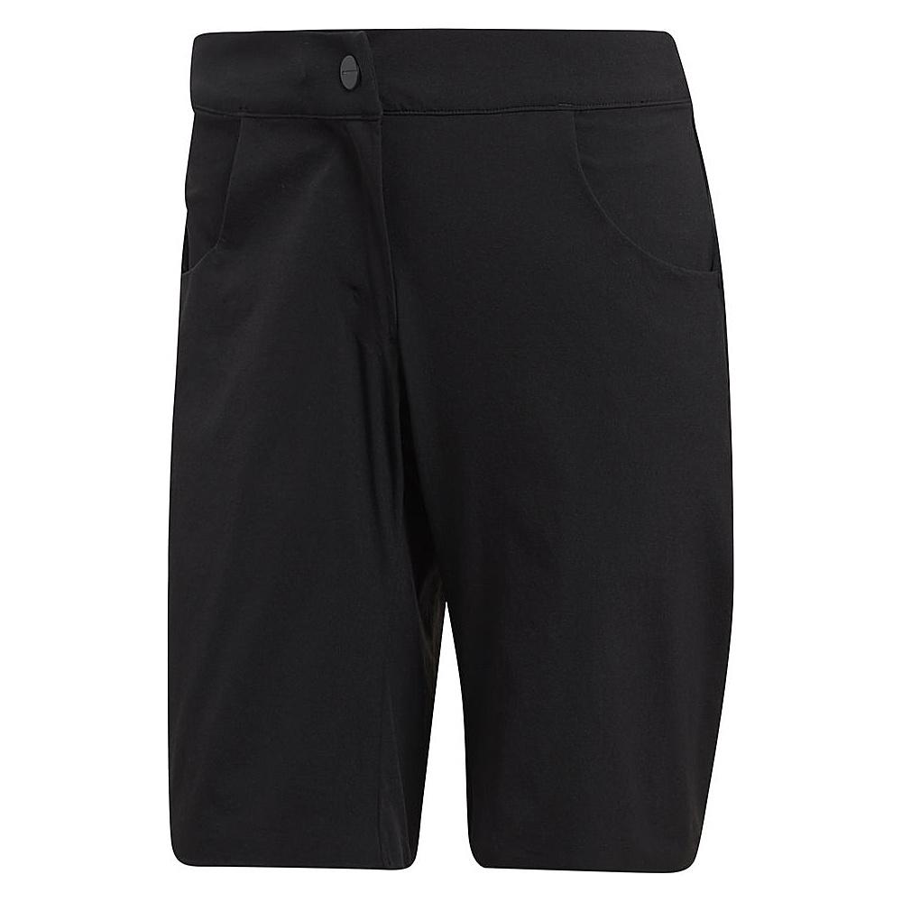 adidas outdoor Womens Terrex Solo Short Black - adidas outdoor Womens Apparel - Apparel & Footwear, Women's Apparel