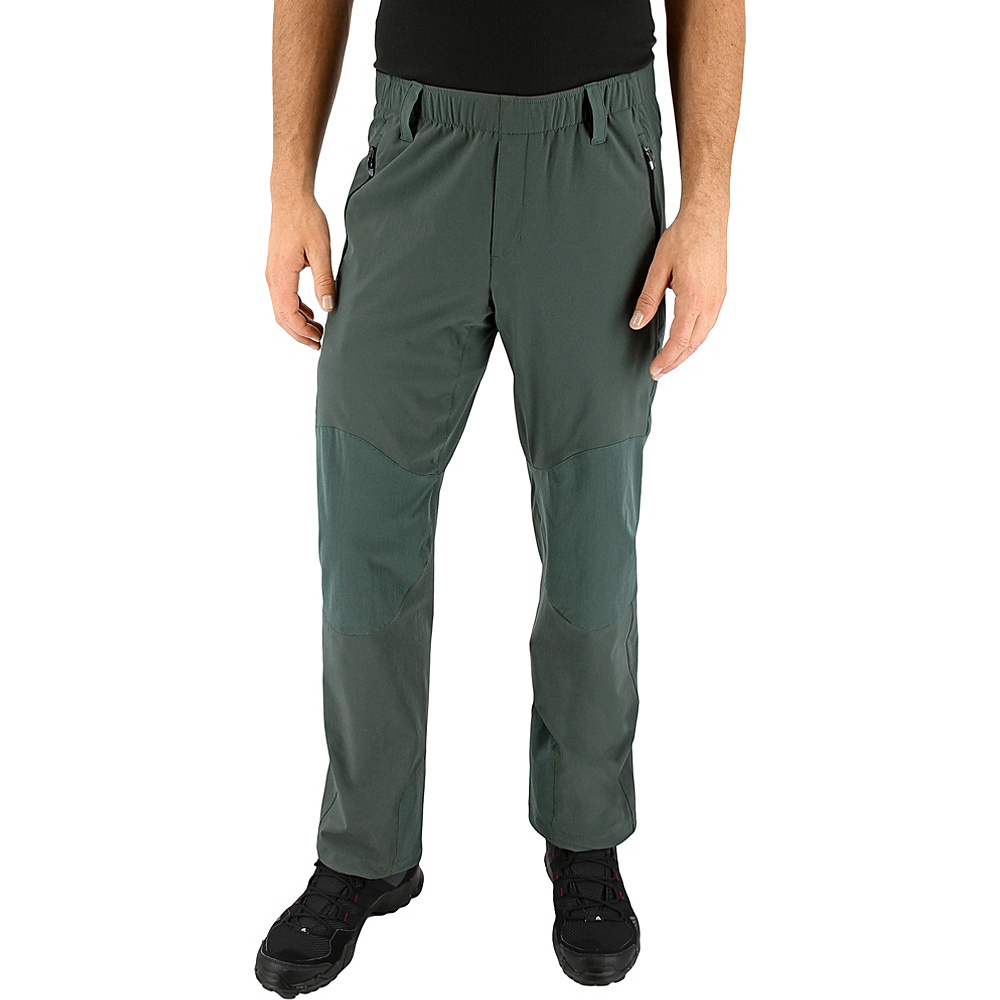 adidas outdoor Mens Terrex Multi Pant 36 - Utility Ivy - adidas outdoor Mens Apparel - Apparel & Footwear, Men's Apparel