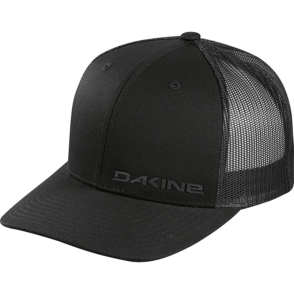 DAKINE Rail Trucker Hat One Size - Black - DAKINE Hats - Fashion Accessories, Hats